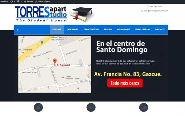 Torres Apart Studio